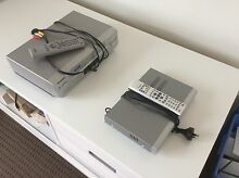 Samsung VCR and Palsonic HDTV Tuner Nicholls Gungahlin Area Preview