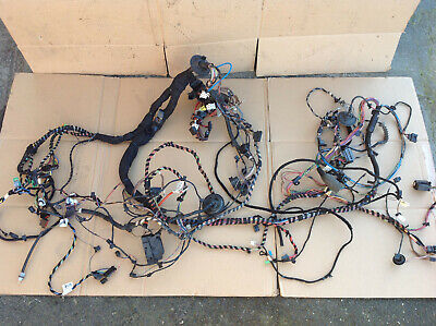 SMART FORTWO 451 BODY INTERIOR WIRING LOOM HARNESS 2007 - 2014 A4515405835