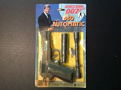 1984 IMPERIAL JAMES BOND 007 .380 AUTOMATIC SET SEALED