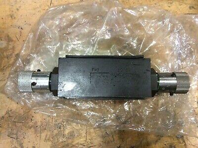 Parker Fm320 Hydraulic Flow Control Valve