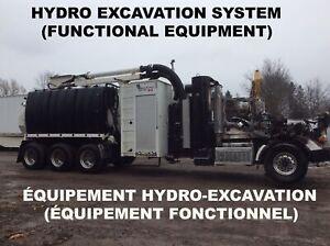 2012 PETERBILT 367 HYDRO EXCAVATION DREDGING & DEWATERING
