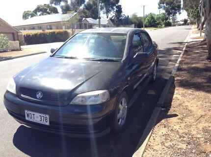 2001 Holden Astra