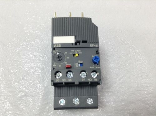 ABB  EF45-4515-45A  1SA221001R1102  Overload Relay-Electronic