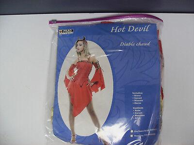 HOT DEVIL TEEN HALLOWEEN COSTUME DISPLAY MODEL ()