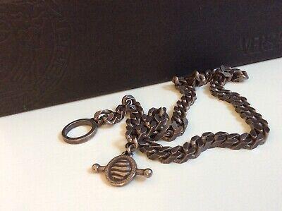 gianni versace vintage men necklace