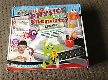 Wild physics and cool chemistry science kit Currambine Joondalup Area Preview