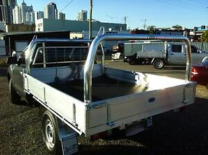 "BRAND NEW - Tradesman rack sets for traybody utes - 3"" Mill Mermaid Beach Gold Coast City Preview"
