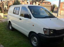 Toyota Townace van in a good condition for sale! Burwood Whitehorse Area Preview