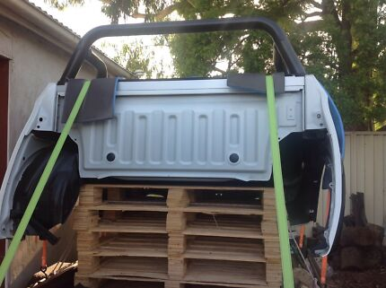 Mitsubishi Triton Ute Tray Wakeley Fairfield Area Preview