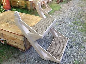 Military Boarding Ladder, mrap steps, brand new in the crate, 5 ton, lmtv or m35