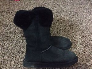 Women winter boots and CLARKS shoes