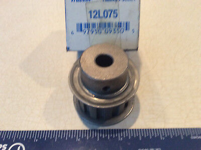 Martin 12l075 Timing Pulley .750 Belt Width 12 Tooth 38 Bore