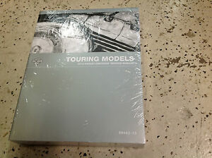 2013 Harley Davidson TOURING MODELS Service Repair Workshop Shop Manual NEW