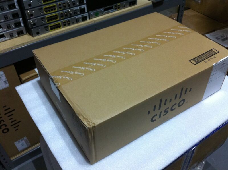 3 Pieces *new Sealed* Cisco Ws-c2960x-48ts-ll Catalyst 2960-x 48 Catalyst Switch