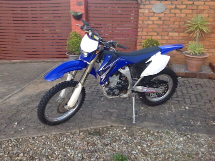 2011 wr 450 Gympie Gympie Area Preview