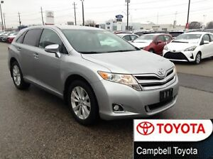2016 Toyota Venza LE--HEATED CLOTH--REAR CAMERA--VERY LOW KM'S