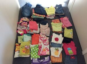 Size 4 girls Spring and Summer Lot