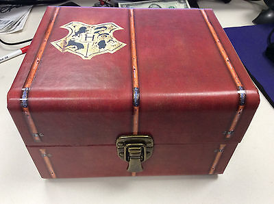 Harry Potters Years 1-5 DVD Limited Edition Chest Suitcase Set Giftset