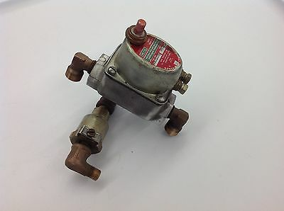VINTAGE STOVE PARTS Chambers Range Antique Gas Built In Wall Oven SAFETY VALVE