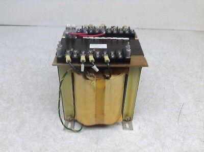 Merrimack 15300-00010 Rev D-1 Transformer Mmc-9871-2