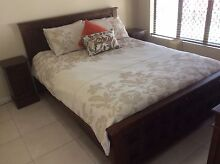 Queen bed, excellent condition as new. Kanimbla Cairns City Preview