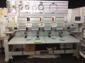 """RICOMA"" Embroidery machine 4head George Town George Town Area Preview"