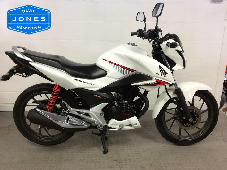Honda GLR125 CB125F CB 125 F 2016 / 65 Learner Legal - 01686-625010