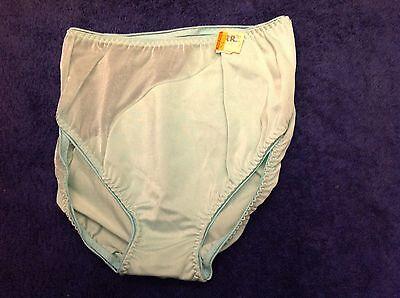 Vintage Vassarette Sheer Beginning Hi-Leg Brief Panties M Medium NWT