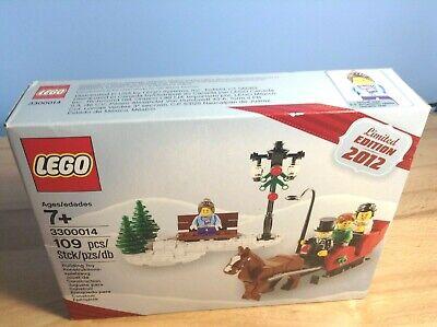 LEGO 3300014 Limited Edition Christmas Set 2012