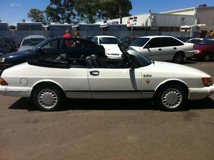 Saab 900 turbo convertible Para Hills West Salisbury Area Preview