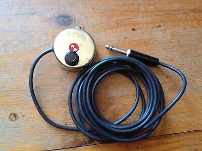 1960's vintage RB PICKUP Acoustic Guitar Volume Control mini to 1/4""