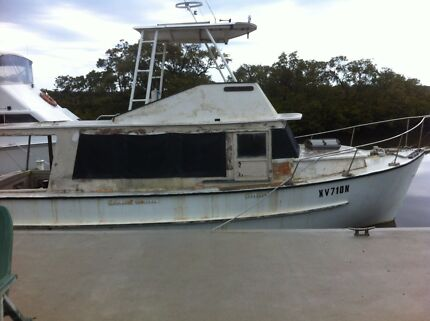 32ft timber trawler style  Salt Ash Port Stephens Area Preview