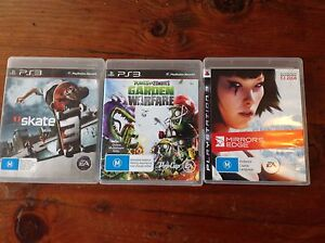 PS3 PlayStation 3 Game package Fitzroy North Yarra Area Preview