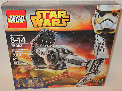 Lego 75082 STAR WARS REBELS Tie Advanced Prototype BRAND NEW THE INQUISITOR