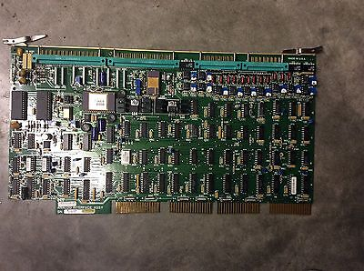 Kearney Trecker Mm800 Milling Machine Cnc Analog Interface Board 810-21234-05