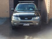 2006 Ford Territory TX Hallam Casey Area Preview
