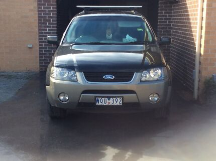 2006 Ford Territory TX