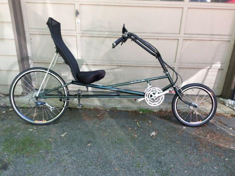 RANS Stratus Recumbent Bicycle Bike
