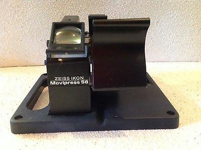 Zeiss Ikon Movipress S8 - Klebepresse Schneidegerät Film Splicer Colleuse