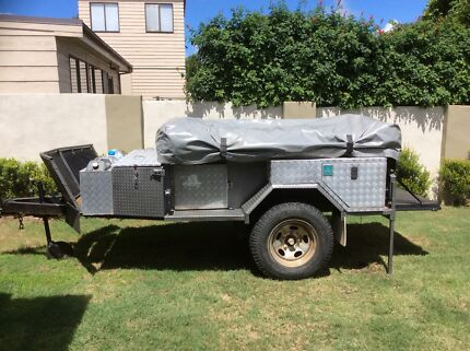 Jumbuck offroad camper trailer Daceyville Botany Bay Area Preview