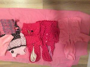 Girls clothes 3-12 months Tanah Merah Logan Area Preview