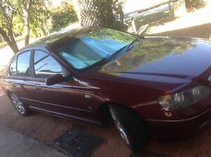 Ford Fairmont ghia 2002, low kms. Project or parts ...no rego Cranbrook Townsville City Preview