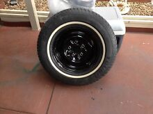Wheels & Tyres set of 4 St Albans Brimbank Area Preview