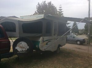 Goldstream camper. Great condition