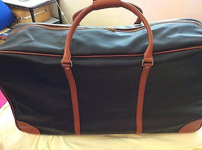 Authentic vintage bottega Veneta luggage bag suitcase 33 inches by 19 inches