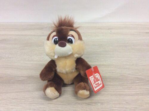 Tokyo Disneyland CHIP Chipmunk Plush Stuffed Animal B28