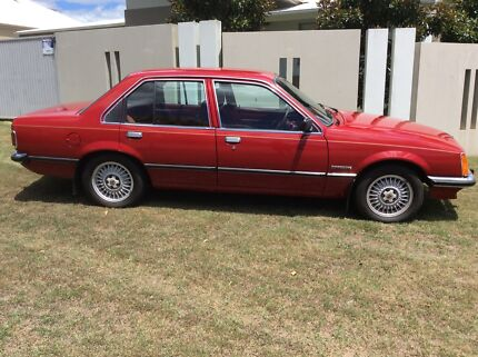 1979 Holden Commodore Sedan Wakerley Brisbane South East Preview