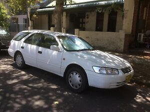 Toyota Camry Station Wagon 2001 Erskineville Inner Sydney Preview