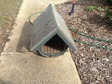Barrel dog kennel (small) Tooradin Casey Area Preview