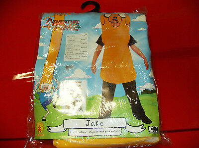 ADVENTURE TIME JAKE CHILD HALLOWEEN COSTUME MEDIUM - Adventure Time Jake Halloween Costumes
